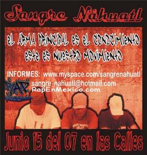 Sangre Nahuatl