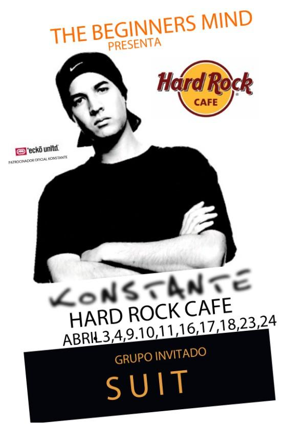 Konstante zEro XK Hard Rock Cafe 2009