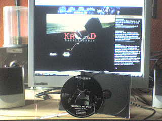 Krooked  Imagenes CD